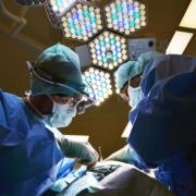 Personale in sala operatoria