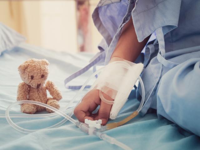 Niki2000: «Un macchinario anti-dolore per i bambini»